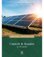 Solar-Anleihe_Ranft 2018
